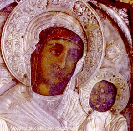 Ιερά Μονή Παναγίας Κλαδόρμης ή Κλαδόρας